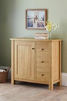 Oak Effect Malvern Sideboard