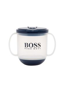 Navy Blue Baby Sippy Cup