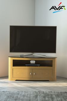 Oak AVF Blenheim 1100 TV Stand