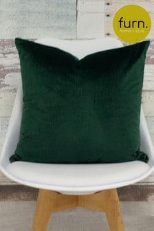 Aurora Metallic Cushion by Furn