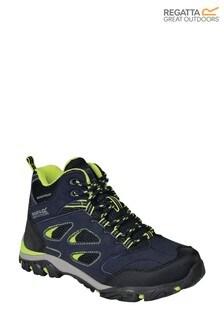 Regatta Blue Holcombe Iep Junior Walking Boots