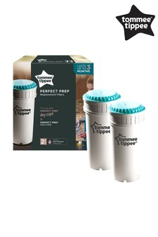 Set of 2 Tommee Tippee Perfect Prep Filters