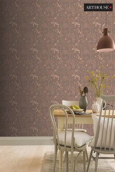Arthouse Meadow Floral Wallpaper