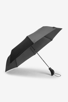 Black Automatic Open/Close Umbrella