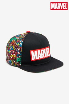 Black Marvel® Cap (Older)