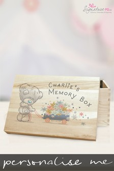 Personalised Me To You Sweet Dreams Memory Box by Signature PG