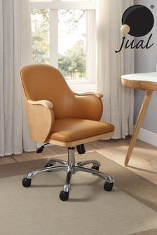 Oak Jual San Francisco Executive Chair