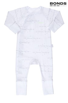 Bonds White Cozysuit
