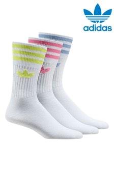 adidas Originals Crew Socks 3 Pack