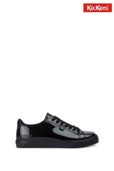 Kickers® Patent Trainers