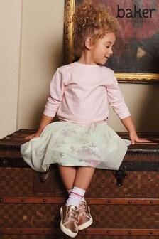 Baker by Ted Baker Girls Sweater And Skirt Set