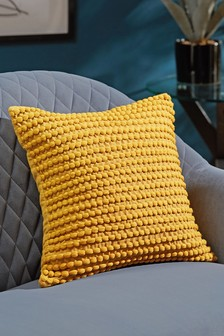 Bobble Small Square Cushion