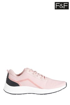 F&F Pink Trainers