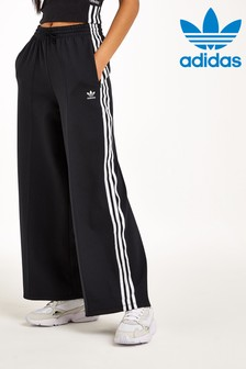 adidas Originals Wide Leg Relaxed Joggers