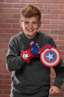 Nerf Avengers Power Moves Shield Sling: Captain America