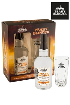 Spiced Gin 70cl And Glass Gift Set by Peaky Blinders