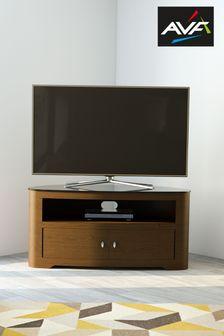 Brown AVF Blenheim 1100 TV Stand