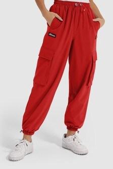 Ellesse™ Red Rosana Track Pants