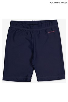 Polarn O. Pyret Blue Sunsafe Swim Shorts
