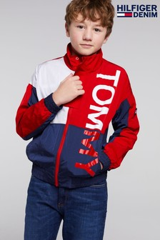 Tommy Hilfiger Red Bold Tommy Jacket