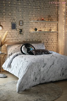 Skinnydip Marble Celestial Bed Set