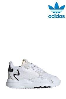 adidas Originals Nite Jogger Infant Trainers