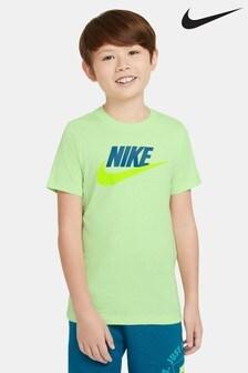 Nike Lime Futura T-Shirt