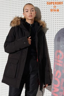 Superdry Sport Everest Down Snow Parka Coat