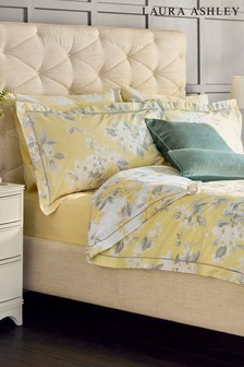 Laura Ashley Apple Blossom Duvet Cover And Pillowcase Set