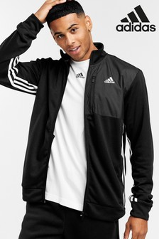 adidas Black Must Have Track Top