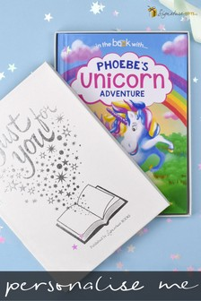 Personalised Unicorn Book by Signature Book Publishing