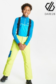 Dare 2b Green Timeout II Waterproof Ski Pants
