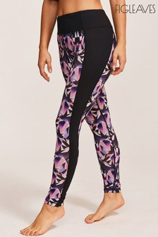Figleaves Rebecca 7/8 Shaping Active Sports Leggings