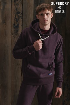 Superdry Track & Field Embroidered Hoody