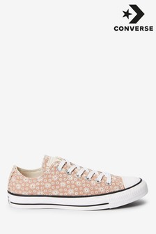 Converse Embroidered Chuck Ox Trainers