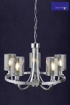 Catalina 5 Light Ceiling Light by Searchlight