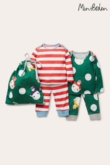 Boden Green Christmas Twin Pack Play Sets