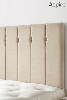 Beige Amberley Headboard by Aspire Furniture