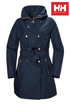 Helly Hansen Welsey Waterproof Trench Coat
