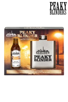 Set of 3 Rum Whiskey And Gin Minis Gift Set by Peaky Blinders