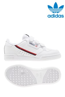 adidas Originals Continental 80 Junior Trainers