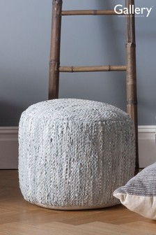 Galaxite Pouffe by Gallery Direct