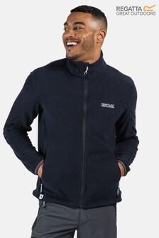 Regatta Blue Stanner Full Zip Fleece Jacket