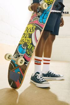 Converse Junior Chuck Taylor All Star Ox Trainers
