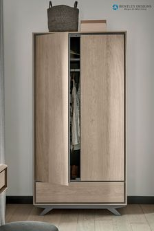 Brunel Double Wardrobe by Bentley Designs