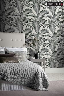 Diamond Tropical Palm Wallpaper by Arthouse