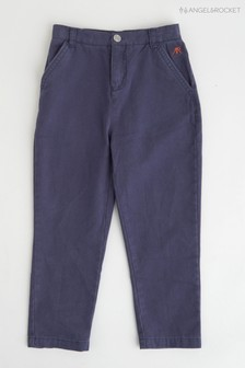 Angel & Rocket Blue Chinos