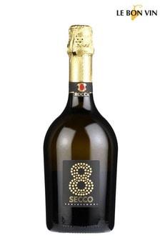 8 Secco Vintage Sparkling Prosecco 75cl by Le Bon Vin