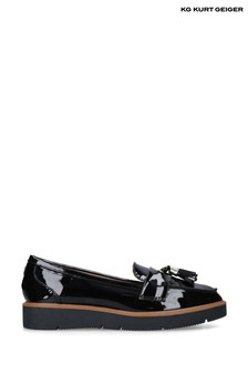 KG Kurt Geiger Black Morly Shoes