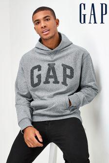 Gap Grey Chenille Hoody